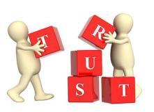 Building trust!